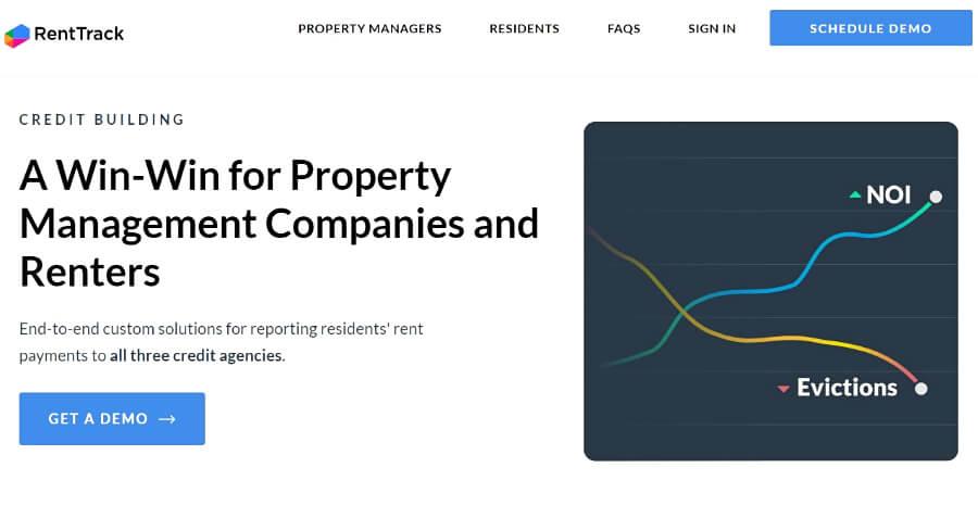 RentTrack Website