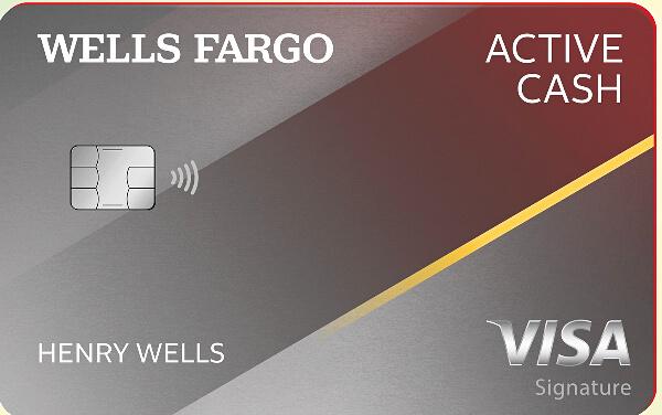 Wells Fargo Active Cash
