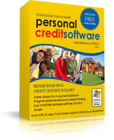 Personal Credit Builder